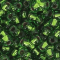 Rocaille Toho 11/0 TO11R742 - Peridot Copper Lined x8g