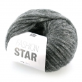 Lana Fashion Star Antracite/argentato x50g