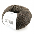 Lana Fashion Star Brun/argentato x50g