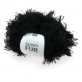 Lana Fashion Super Fur Nero x50g