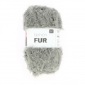 Lana Fashion Fur Grigio x50g