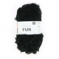 Lana Fashion Fur Nero x50g