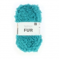 Lana Fashion Fur Turchese x50g