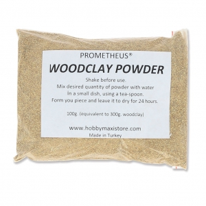 Woodclay Powder Prometheus x100g