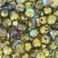 Perle mm. 4 Crystal Golden Rainbow x50