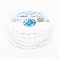 Filo di nylon europeo Griffin 0.3 mm bianco x25m