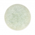 Cabochon in ceramica rotondo effetto screpolato 20 mm Light Grey x1