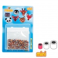 Kit animali selvaggi perle da stirare Hama MINI 2.5 mm per