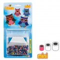 Kit gufo civette perle da stirare Hama MINI 2.5 mm