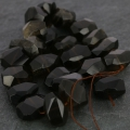 Perla nugget irregolare 12-25 mm Smoky Quartz x1