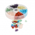 Assortimento di chips 4-7 mm Multicolore
