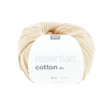 Lana Essentials Cotton Dk Nature x50g