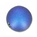 Perlina Swarovski mezza forata 5818 mm. 8 Iridescent Dark Blue Pearl