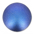 Cabochon Swarovski 5817 mm. 6 Iridescent Dark Blue Pearl