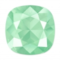 Cabochon Swarovski 4470 mm. 10 Crystal Mint Green