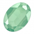 Cabochon Swarovski 4127 ovale mm. 30x22  Crystal Mint Green x1
