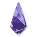 Cabochon Swarovski 4731 Kite 18x9mm Tanzanite