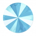 Cabochon Swarovski 1122 Rivoli mm. 14 Crystal Summer Blue x1