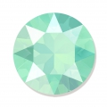 Cabochon Swarovski 1088 8 mm Crystal Mint Green x1