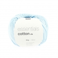 Lana Essentials Cotton Dk Bleu Clair x50g