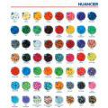 Assortimento di perle Hama Mini 47 colori (n°00) x2000