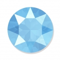 Cabochon Swarovski 1088 mm. 6 Crystal Summer Blue x1