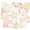 Set di 30 cartoline15x10-7.5x10cm per l'Album Project Life DIY Note