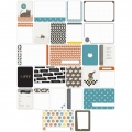 Set di 40 cartoline15x10-7.5x10cm per l'Album Project Life DIY Chats