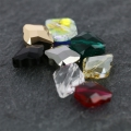 Baroque bead Swarovski 5058 14 mm Crystal AB x1