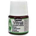 Pittura Ausiliare Vitrail Medium Schiarente  x45ml