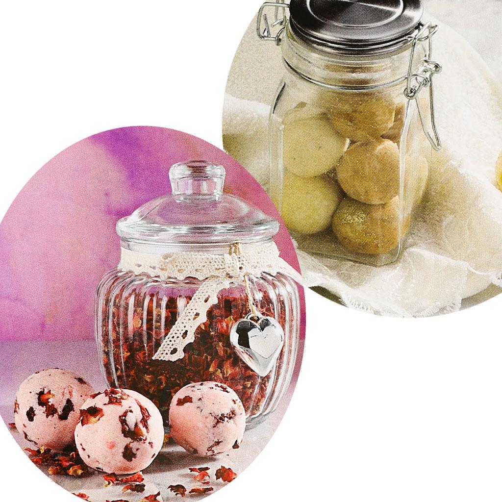 Perle da bagno per creazioni diy di bath bomb x400g - Perles & Co