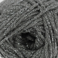 Lana Fashion Cotton Metallizzata Rico Design Gris Acciaio 005 x 50g
