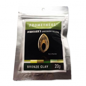Prometheus Jeweller's Greenish Yellow Bronze clay 20 g