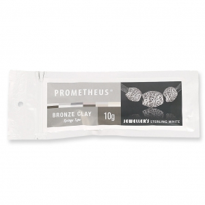 Prometheus Jeweller's Sterling White Bronze clay siringa 10 g