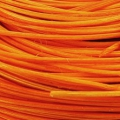 Corona di Rattan 125 g 2 mm Orange Per lavori di intreccio creativo