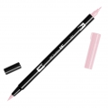 Pennarello Tombow Dual Brush - Pennarello pennello doppia punta Carnation Red ABT-761