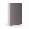 Bloc notes/quaderno per Bullet journal Fantasticpaper  15x20cm Grigio