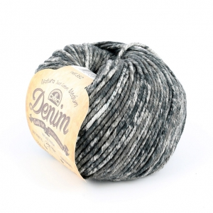 Natura Denim Just Cotton Medium DMC - Filato cotone Dark Shadow  (N°12) x75m