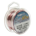 Filo di rame Craft Wire soft 1,02mm Rose Gold anti-ossidazione x 3.65m