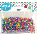Perline Aqua Pearl - Ricarica Mix color x1000