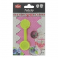 Stampi e formine Viva Decor per modellaggio - Patchy Bouton