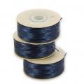 Filo Nymo D 0.30mm Dark Blue m. 58