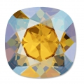 Cabochon Swarovski 4470 mm. 10 Light Topaz Shimmer x1