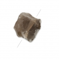 Perla nugget irregolare 18-35 mm Smoky Quartz x1