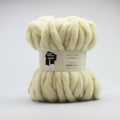 Lana maille name is Yvette - Kesi Art - Arm kitting Bianco naturale 12 x250g