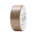 Nastro adesivo - Paper Poetry Tape 15 mm Paillettes Ramatox5m