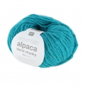 Lana Essentials Alpaca Blend Chunky Turquoise (017) x 50g
