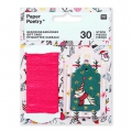 Assortimento di etichette regali Paper Poetry Magical Christmas x30