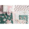 Assortimento di 290 Stickers Paper Poetry Magical Christmas x1