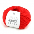 Lana Fashion Alpaca Dream Rosso n°013 x 50g